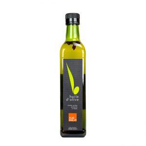 huile d'olive variétales (Frantoïo, Rougette, Lucques...)