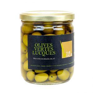 Olive vertes Lucques