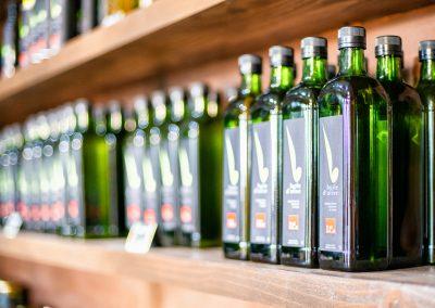 De nombreuses variétés d'olives