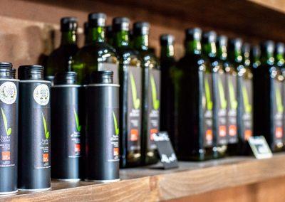 Des huiles d'olive de qualité