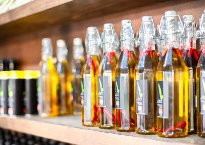 Toutes nos variétés d'olives à retrouver dans nos bouteilles d'huile